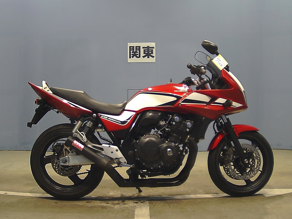 Honda CB400SF BOLDOR