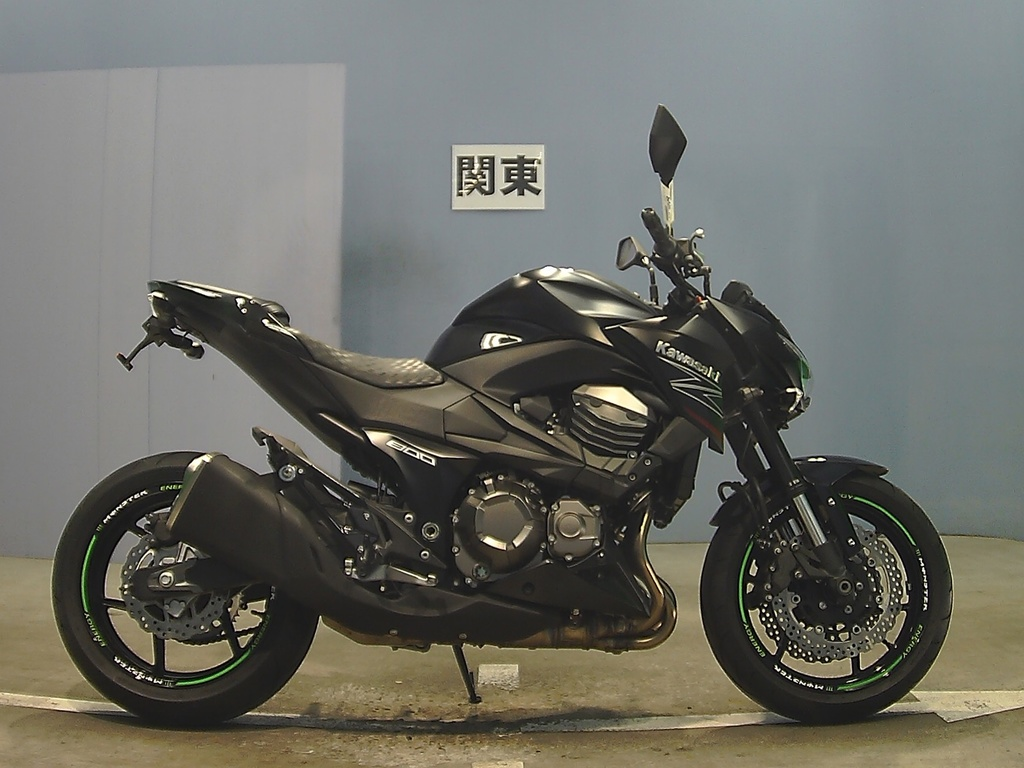 Обои Kawasaki, Мотоцикл, z800. Мотоциклы foto 16