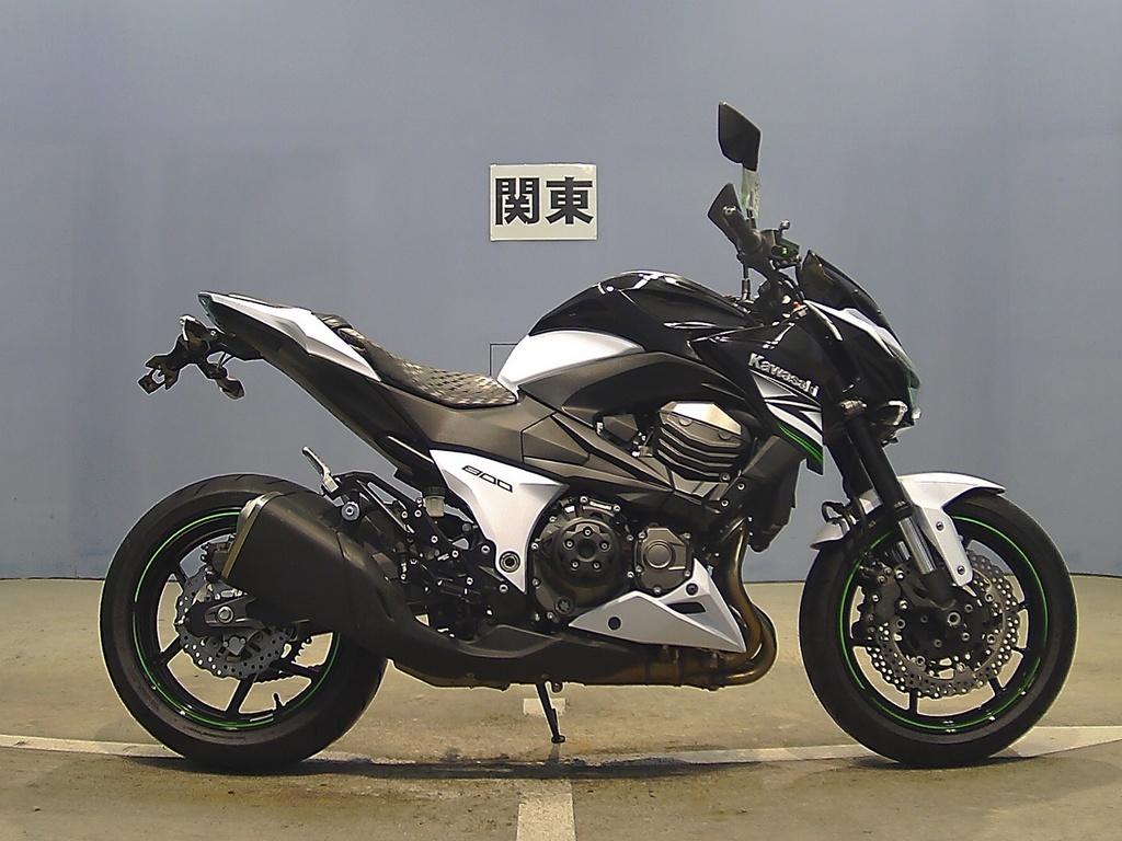Обои Kawasaki, Мотоцикл, z800. Мотоциклы foto 19
