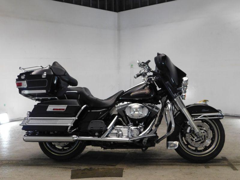 Harley-Davidson Electra Glide FLHTC1450