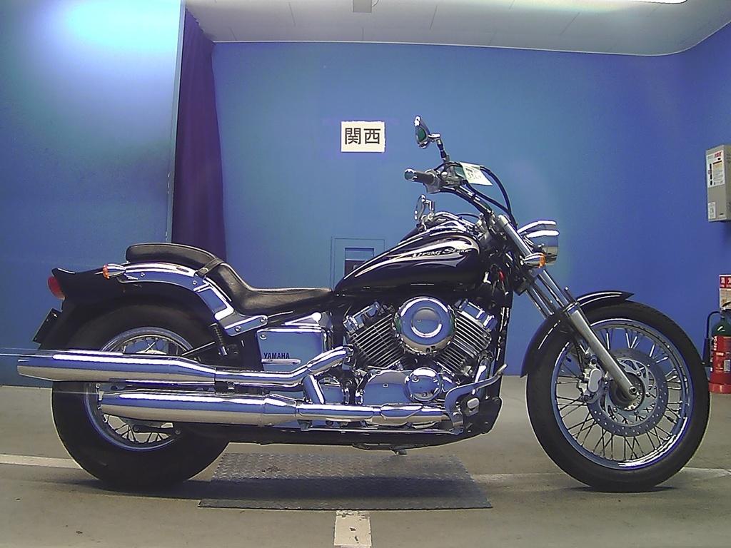 Yamaha DRAG STAR 400